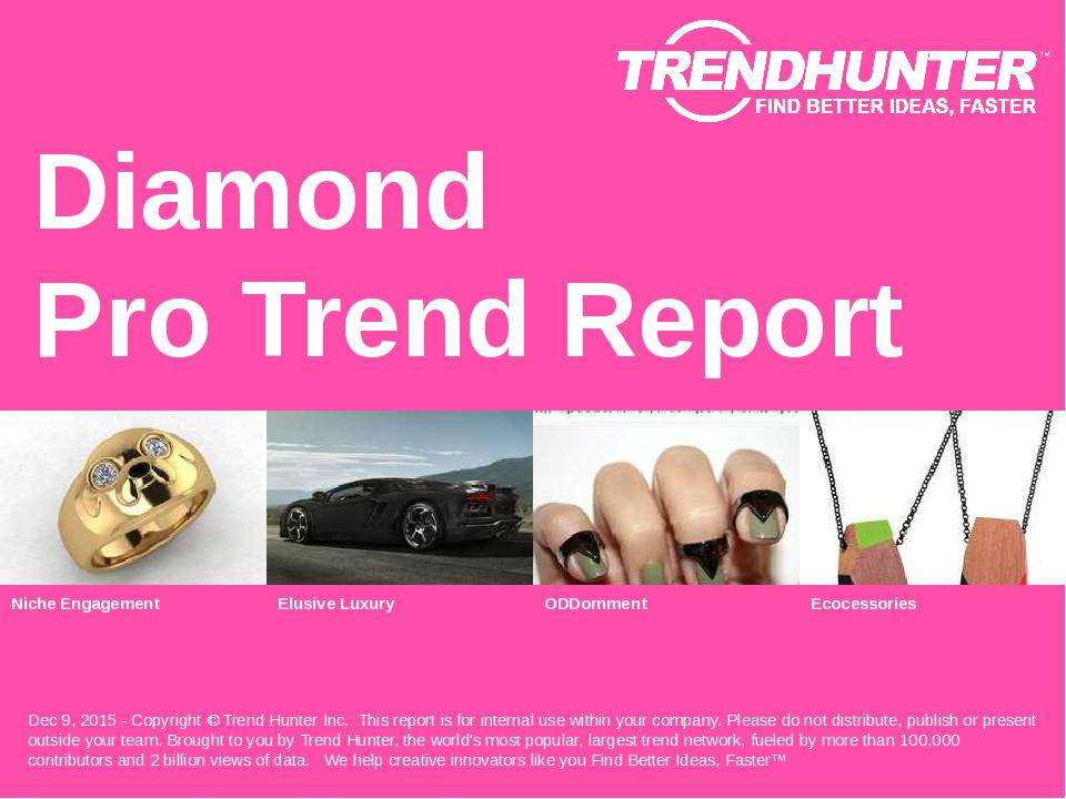 Diamond Trend Report Research