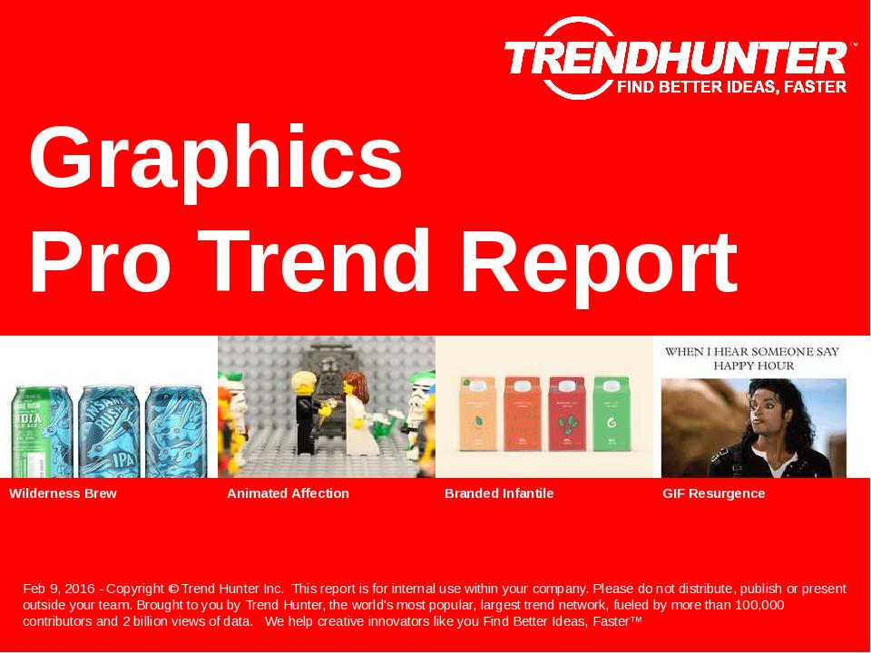 Graphics Trend Report Research