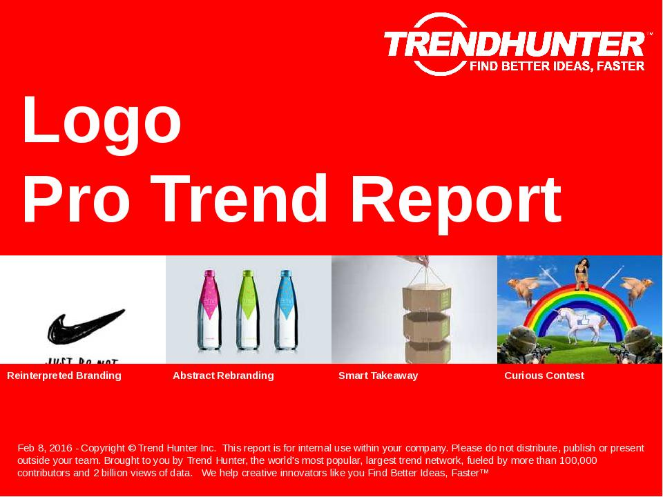 Logo Trend Report Research