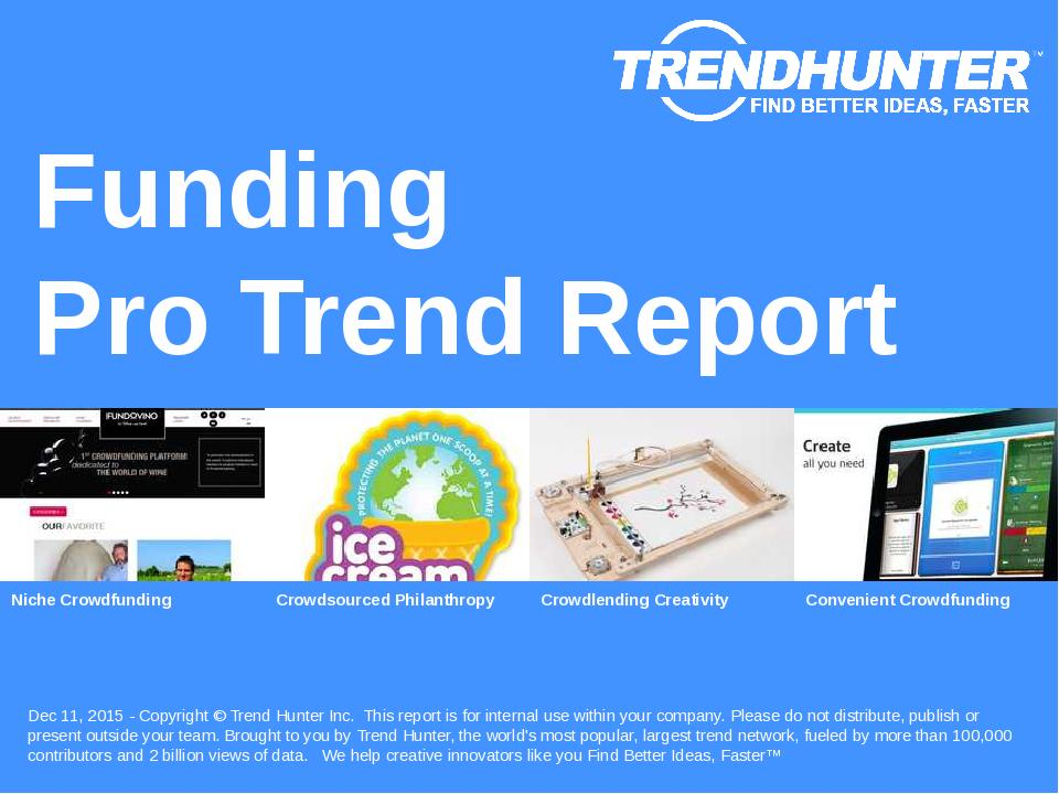 Funding Trend Report Research