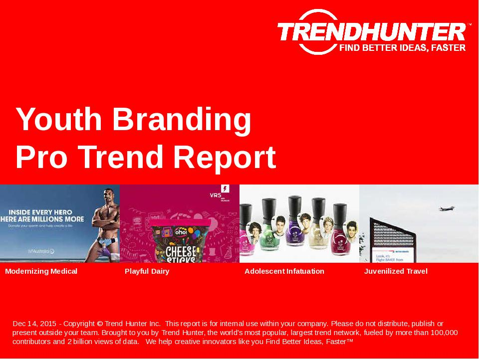 Youth Branding Trend Report Research