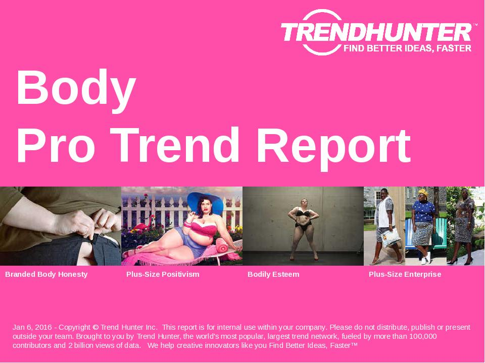 Body Trend Report Research