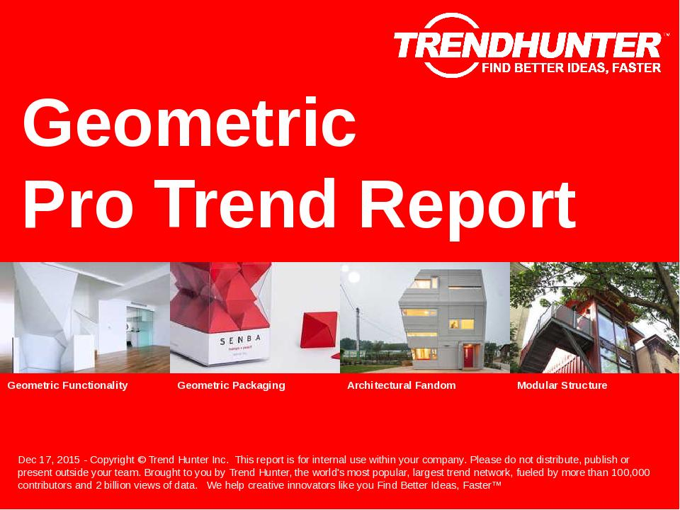 Geometric Trend Report Research