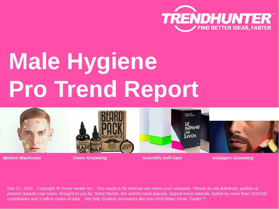 Male Hygiene Trend Report Research