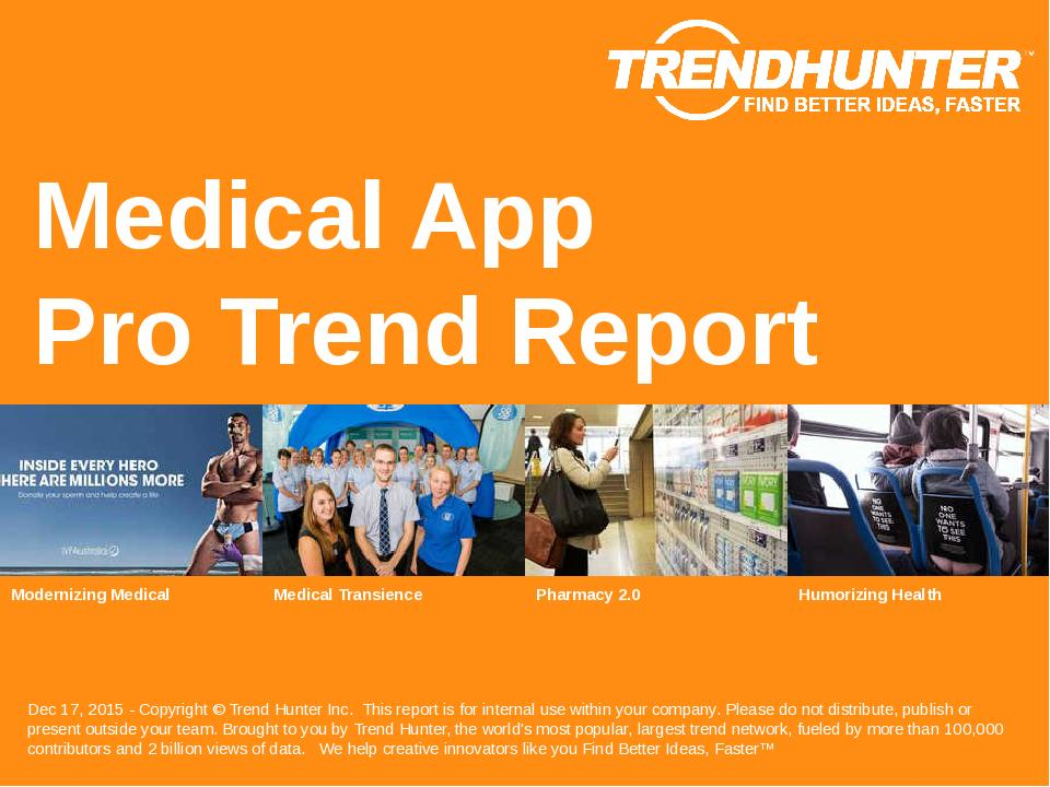Medical App Trend Report Research