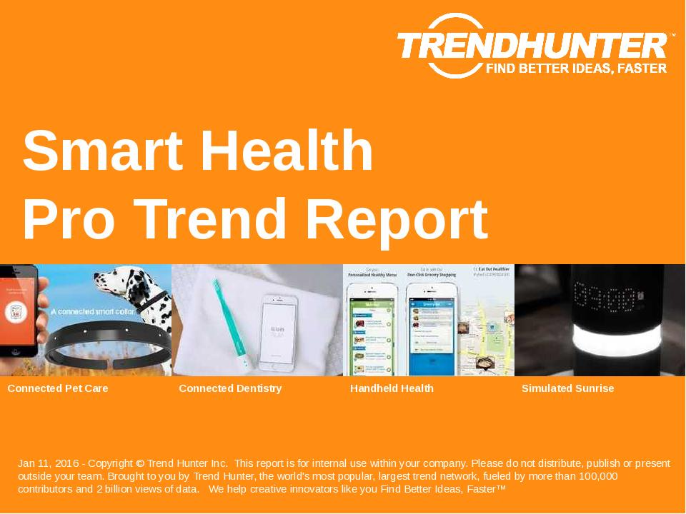 Smart Health Trend Report Research