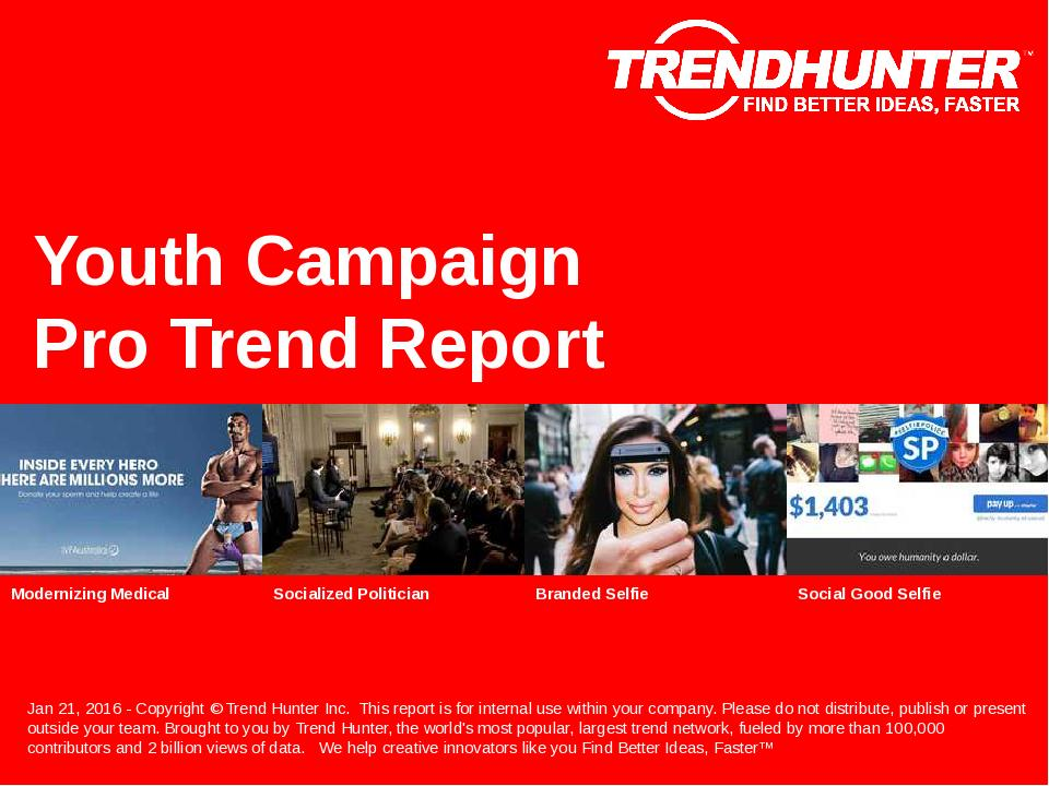 Youth Campaign Trend Report Research