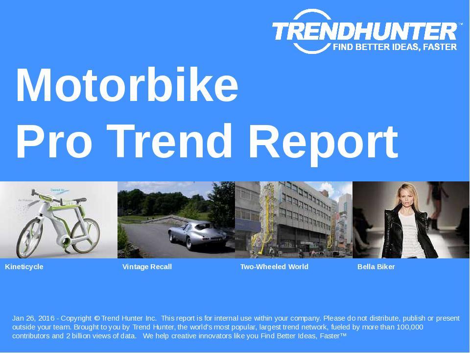 Motorbike Trend Report Research