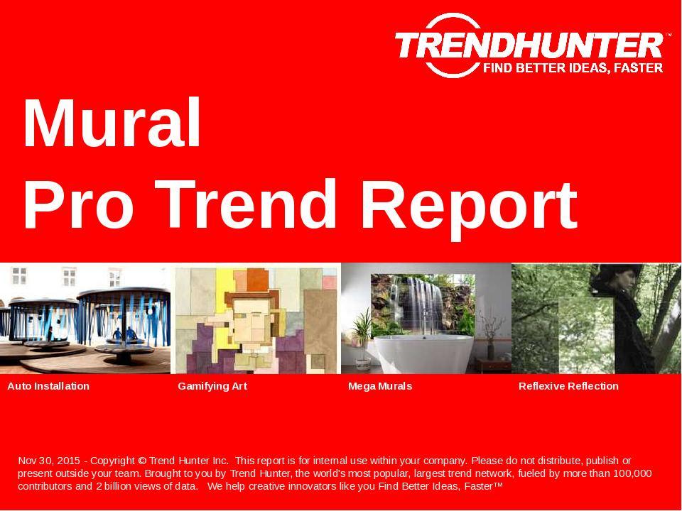 Mural Trend Report Research