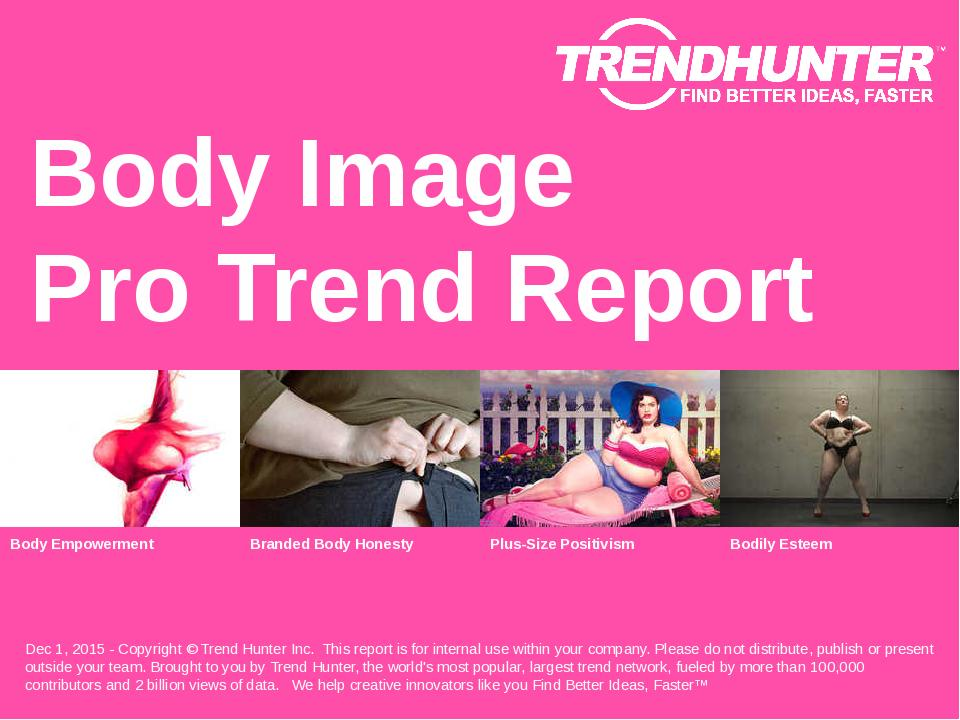 Body Image Trend Report Research