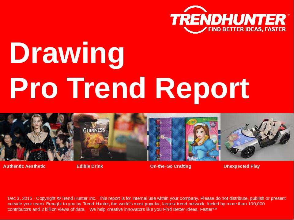 Drawing Trend Report Research