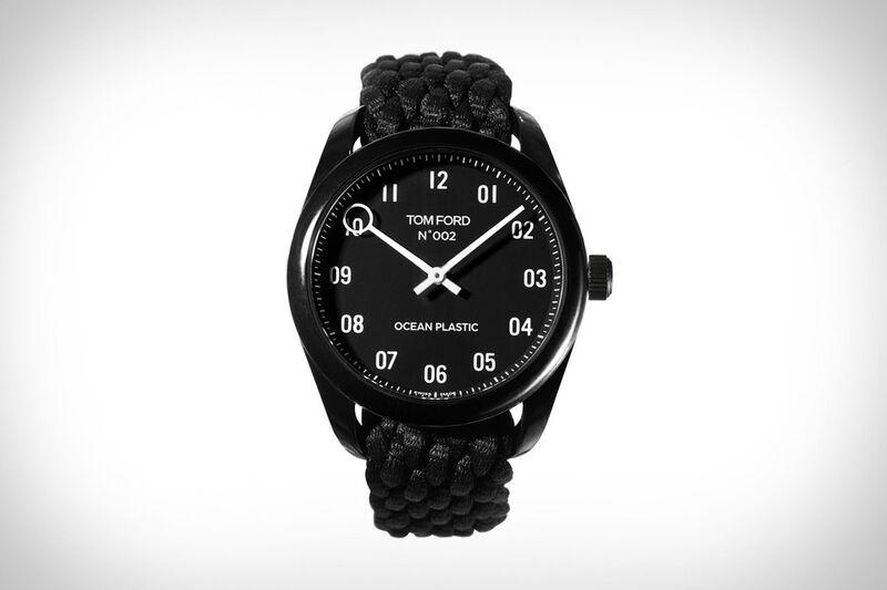 Luxurious Ocean Plastic Timepieces
