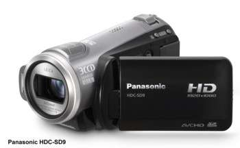 Half Pound HD Camcorders