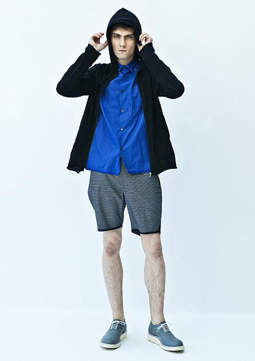 Nonchalantly Elegant Menswear