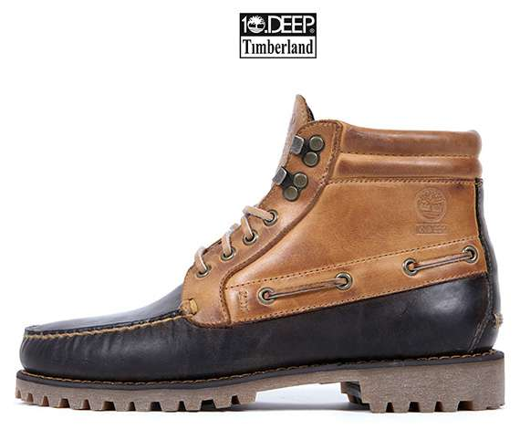 c30429efcea9 Hip-Hop Duck Boots   10 Deep and Timberland