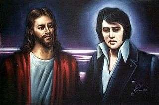 Unusual Religious Iconography