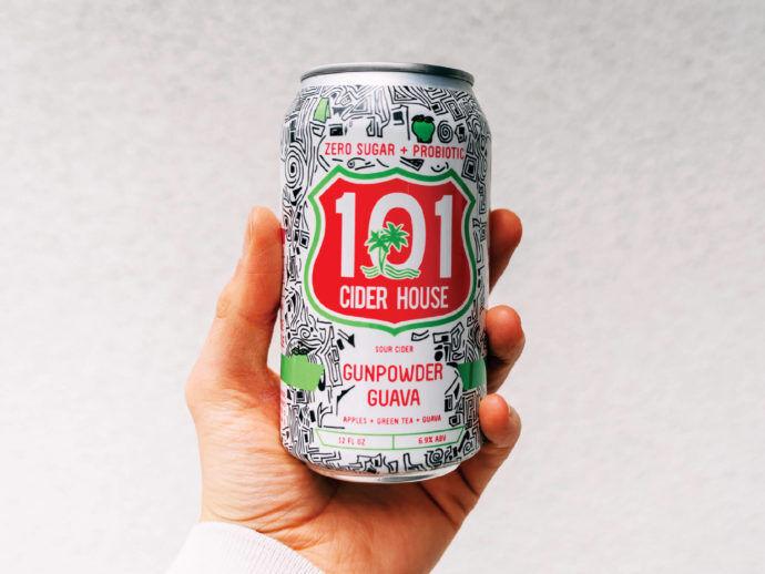 Health-Focused Probiotic Ciders