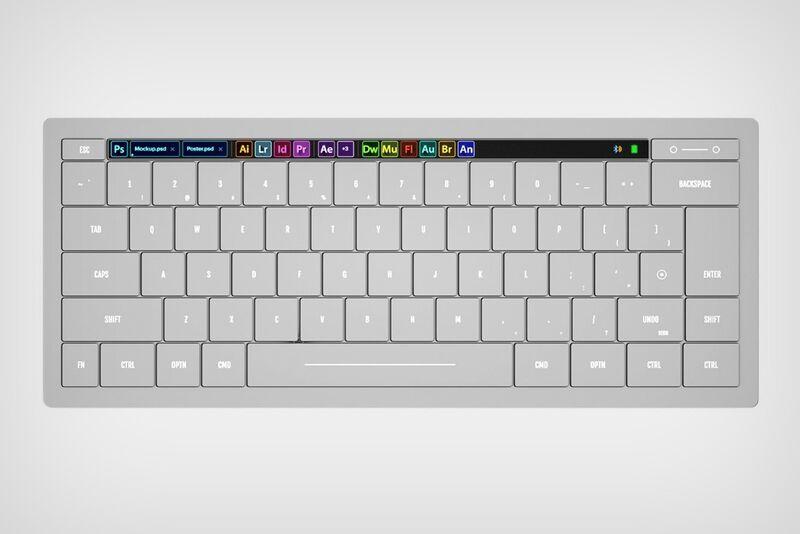 Digital Designer Shortcut Keyboards