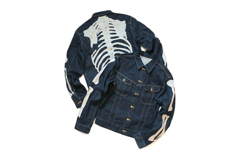 Tuxedo-Inspired Denim Jackets
