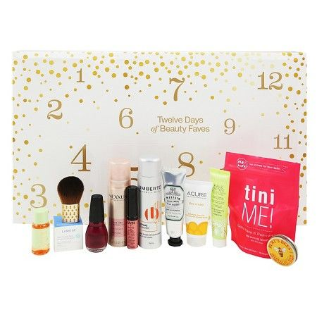 Beauty-Centric Advent Calendars