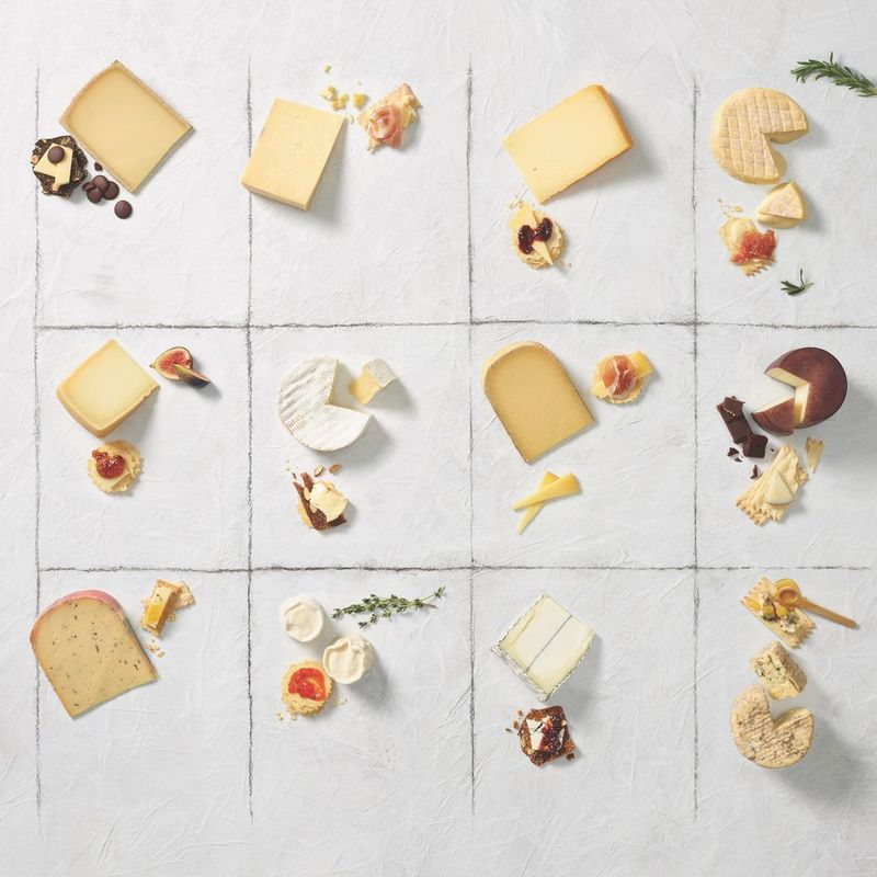 Festive Discount Cheese Promotions