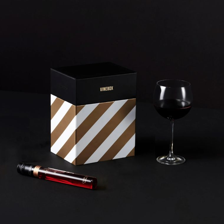 Quarantine-Themed Wine Boxes
