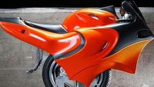 Teen Designed Motorcycles