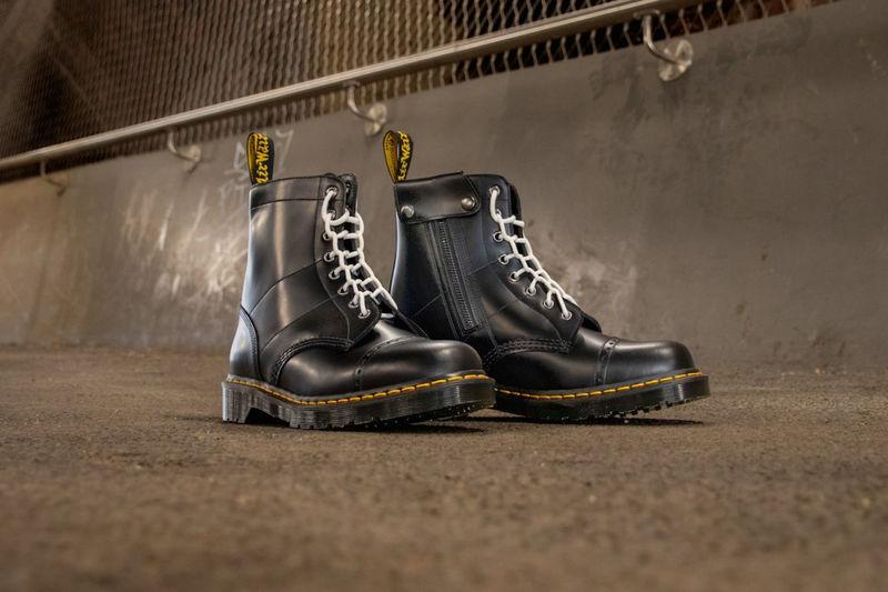 Premium Biker-Inspired Boots