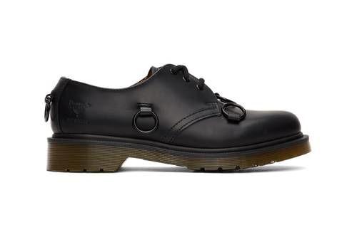 Punk-Inspired Matte Footwear