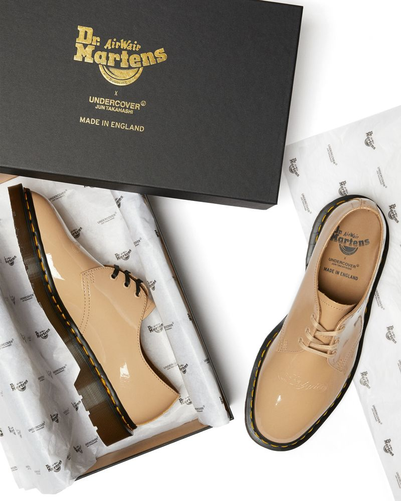 Sleek Collaboratively Made Oxfords