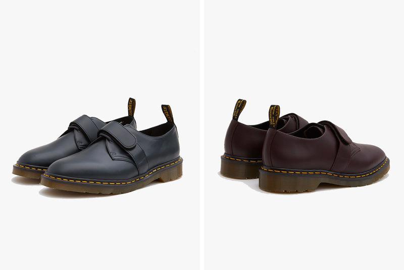 Collaboration Oxford Footwear