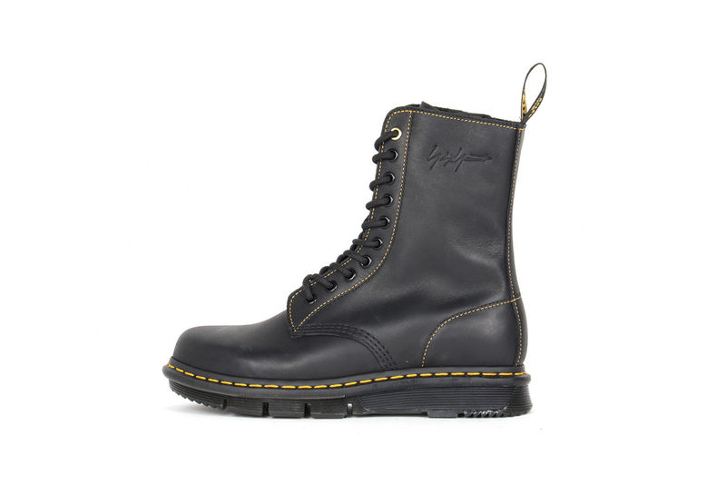 Collaboratively Designed Combat Boots