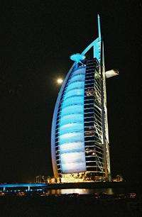 $1.8 Million Private Party at the Burj Al Arab
