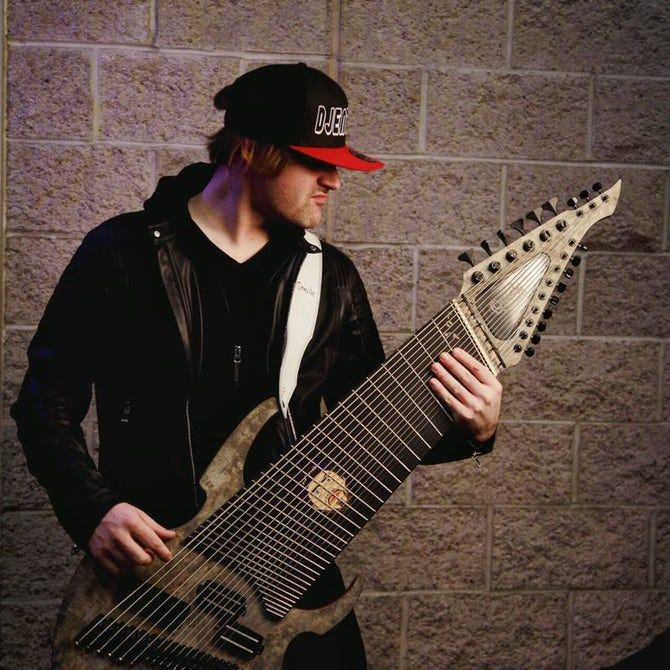 Bespoke 18-String Guitars