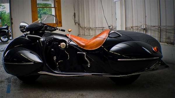 Custom Vintage Motorcycles