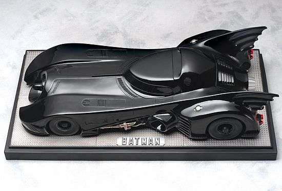 Batmobile Replicas