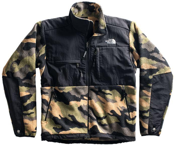 Updated Recycled Fleece Jackets