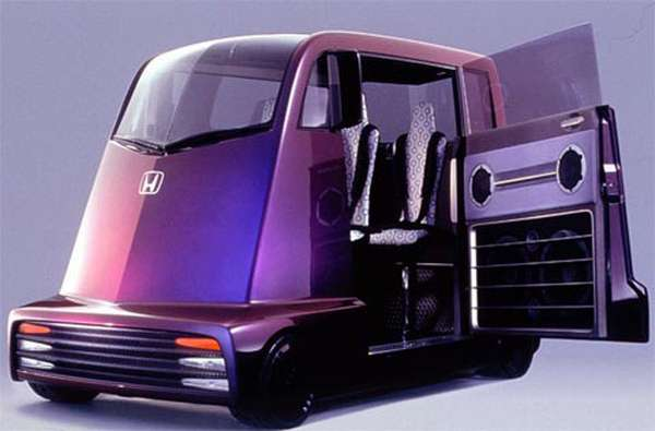Past Car Prospects Concept Automobile Designs From 1999