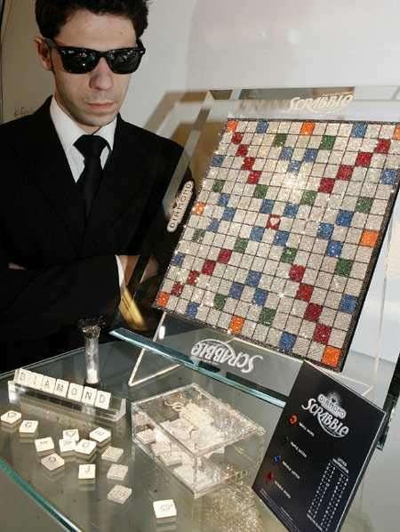 $20,000 Game Board