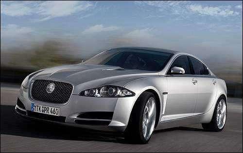 Jaguar Reinvented