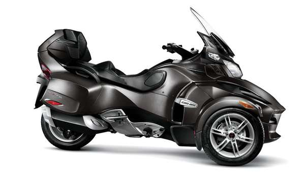 Death Defying Atvs 2011 Brp Can Am Spyder Rs