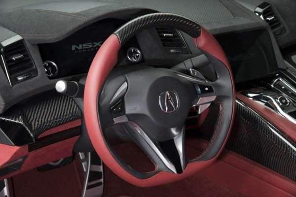 Hybrid Motor Super Cars