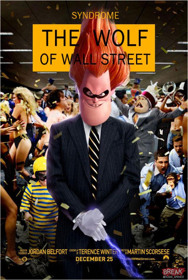 Prestigious Movie CGI Mashups