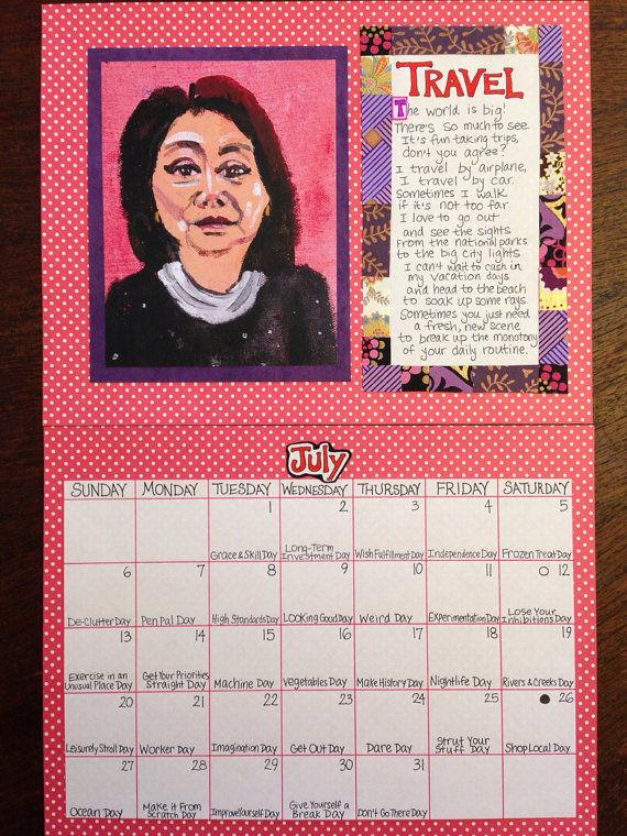 Creative Celebratory Calendars