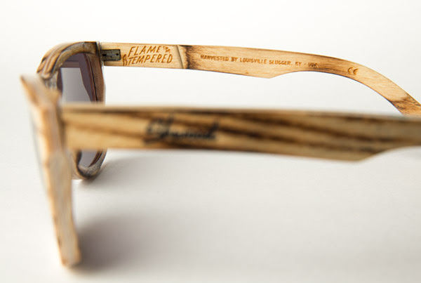 Baseball-Inspired Sunglasses