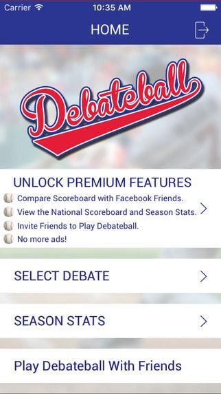 Sporting Debate Platforms