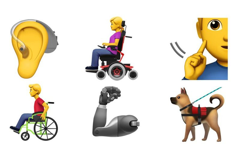 Inclusive Emoji Collections