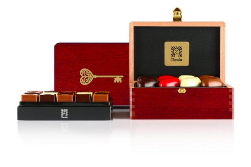 Affectionately Opulent Chocolates
