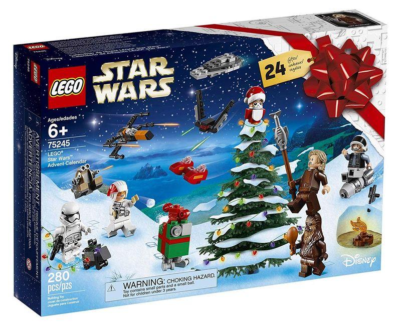 Seasonal Sci-Fi Toy Sets