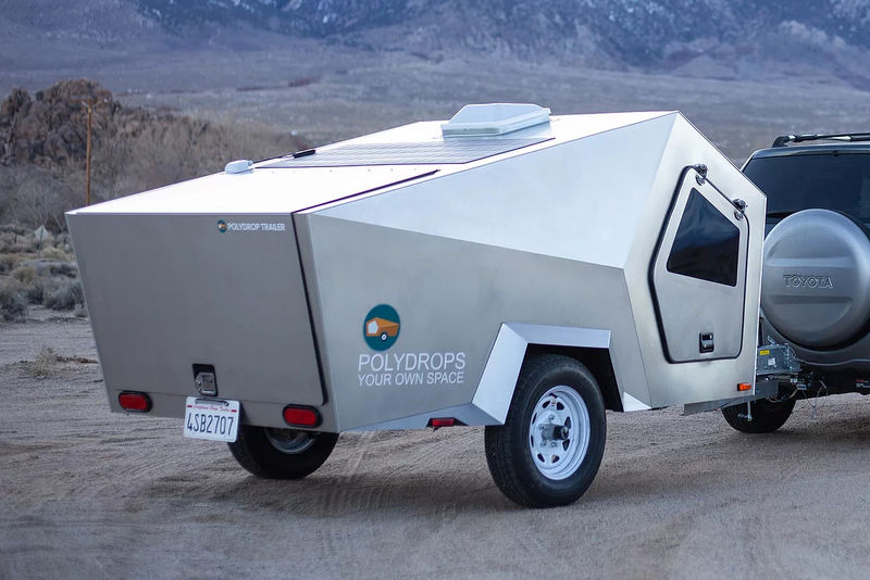 Well-Equipped Camping Trailers
